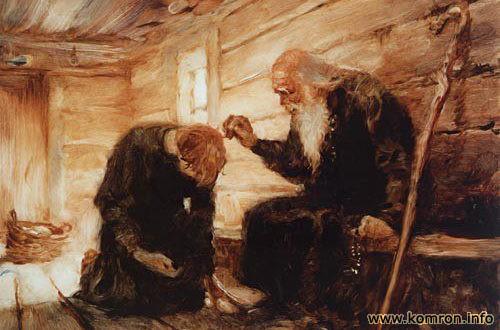 Дўстро ба умре фарочанг оранд, нашояд, ки ба як дам биёзоранд.
