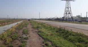 Деҳаи Чорбоғ дар ноҳияи Хуросон