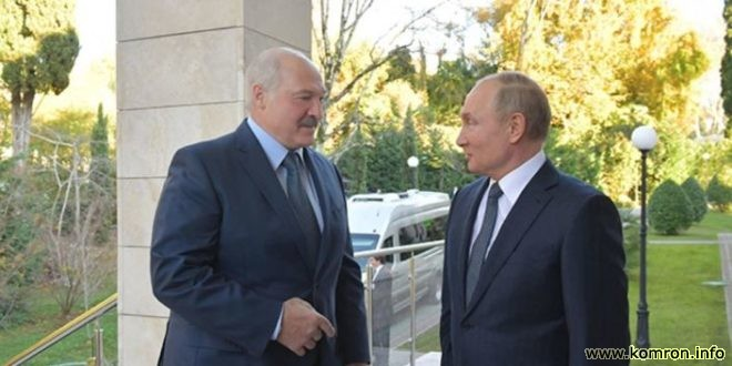 Lukashenko takroran Prezidenti Belorusiya shud