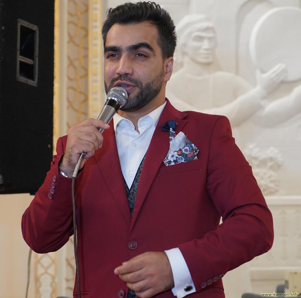 Шарифбек Косимов