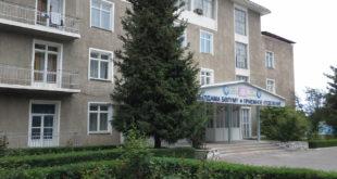 Здание Санаторий Тамга