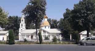 Русская церковь в Душанбе