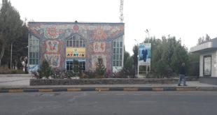 Театри лӯхтак дар шаҳри Душанбе